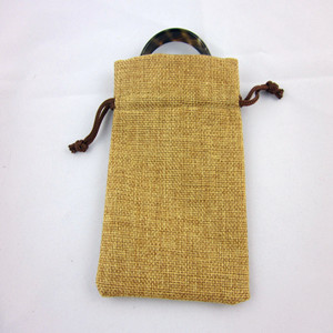 Durable classical eco jute bag for packing