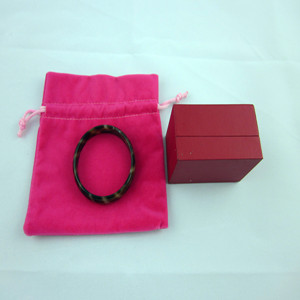 Velvet Jewellery bag for diamond ring jewelry watch gift wholesale promotion